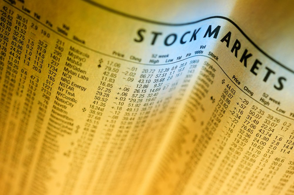 Stock market indexes and ETFs